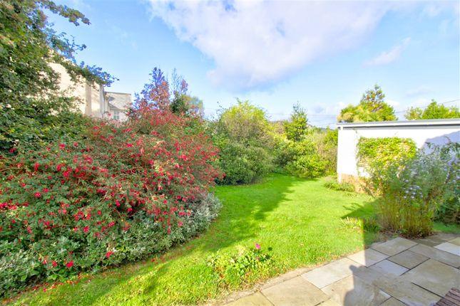 Garden of Laskeys Lane, Sidmouth EX10