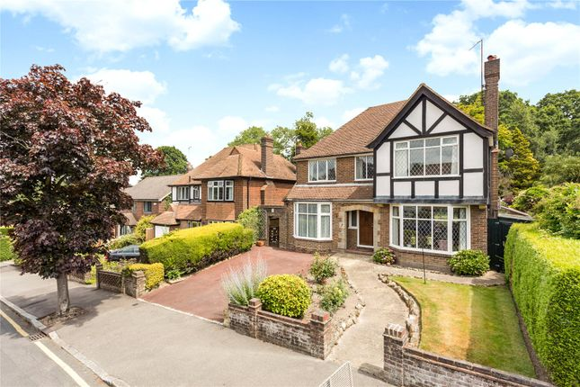 Thumbnail Detached house for sale in Connaught Way, Tunbridge Wells, Kent