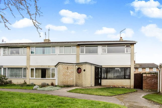 Thumbnail End terrace house for sale in Finchams Close, Linton, Cambridge