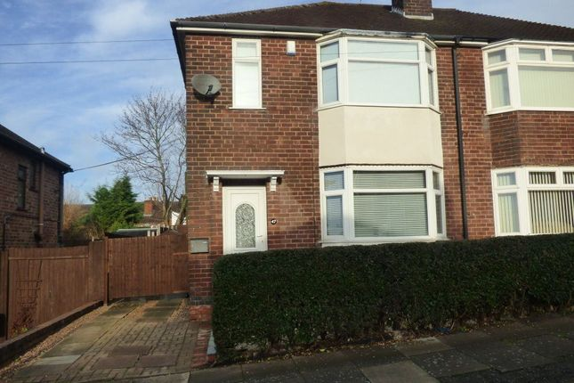 Thumbnail Semi-detached house to rent in Midland Avenue, Stapleford, Nottingham