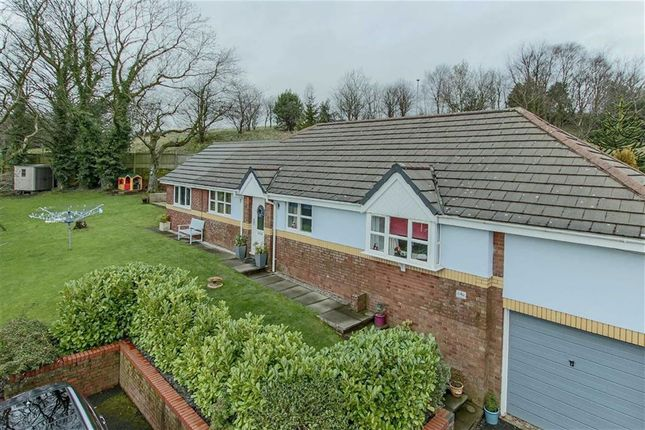 Thumbnail Detached bungalow for sale in Old Hall Drive, Accrington, Lancashire