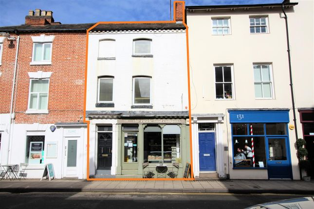 Thumbnail Commercial property for sale in Regent Street, Leamington Spa