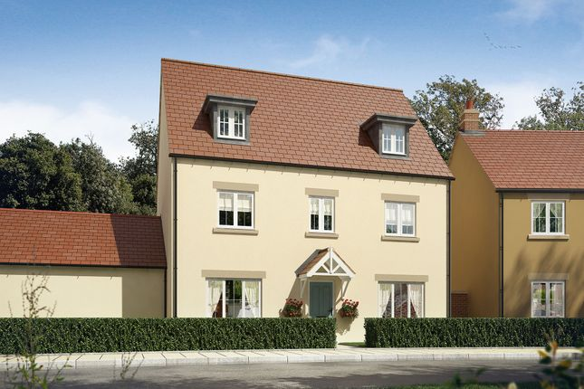 Thumbnail Detached house for sale in Whitelands Way, Bicester, Oxfordshire