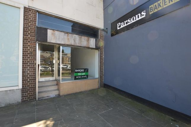 Thumbnail Property to rent in High Street, Midsomer Norton, Radstock