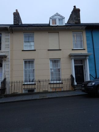 Thumbnail Town house to rent in Laura Place, Aberystwyth