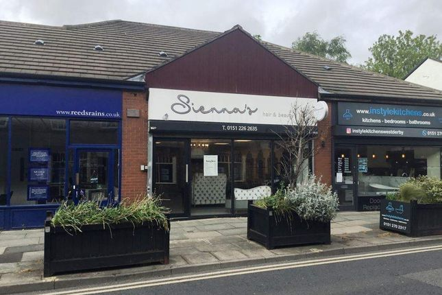 Thumbnail Retail premises for sale in Almonds Green, West Derby, Liverpool