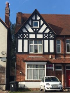 Thumbnail Studio to rent in Rectory Rd, Sutton Coldfield West Midlands