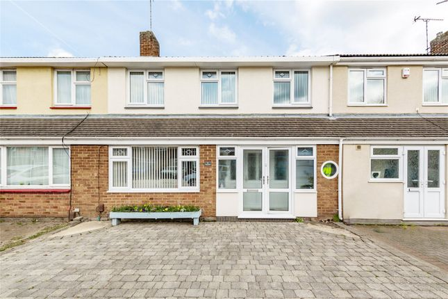 3 bed terraced house for sale in Wynters, Kingswood, Essex SS16