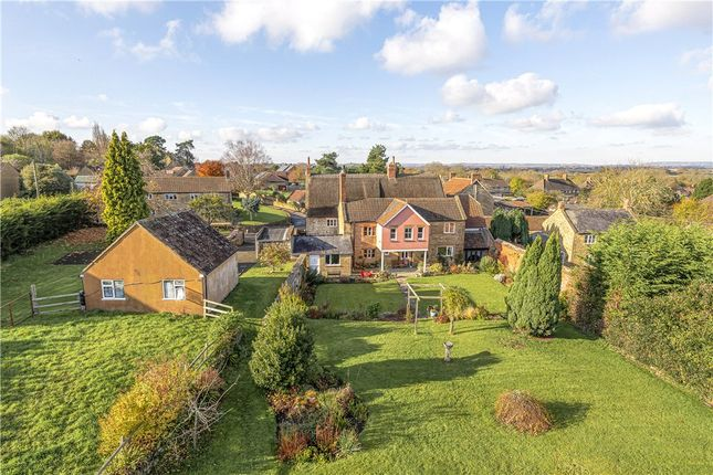 Thumbnail Detached house for sale in Bower Hinton, Martock, Somerset