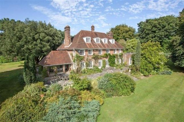 Thumbnail Detached house for sale in Gillhams Lane, Haslemere, Surrey