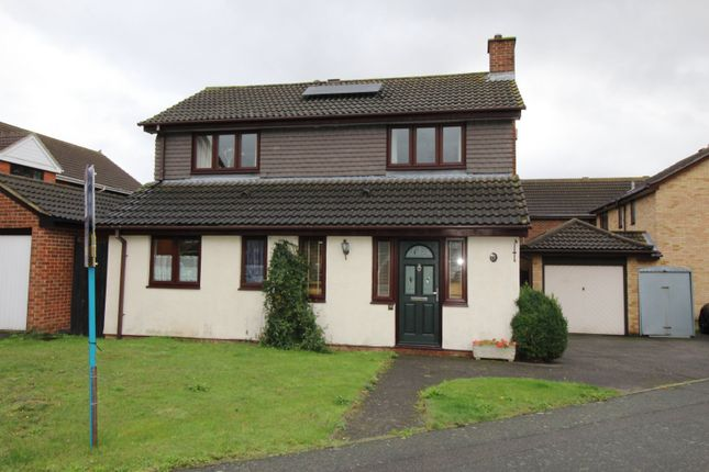 Thumbnail Detached house for sale in Michael Gardens, Gravesend, Kent