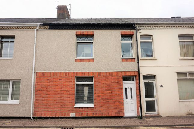 Thumbnail Terraced house for sale in Victoria Street, Cwmbran