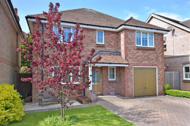 Thumbnail Detached house for sale in Deans Close, Fontwell, Arundel, West Sussex