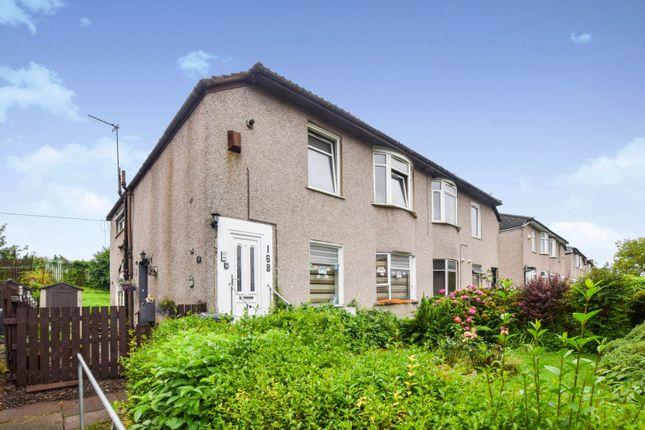 Thumbnail Flat for sale in Kingsheath Avenue, Glasgow