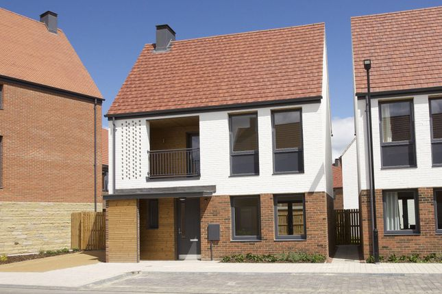 "Thumbnail Detached house for sale in ""Crocus"" at Meadlands, York"