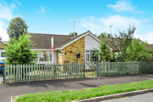 Thumbnail Detached bungalow for sale in St Edmund Road, Weeting, Brandon