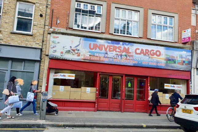 Thumbnail Retail premises to let in Rye Lane, Peckham