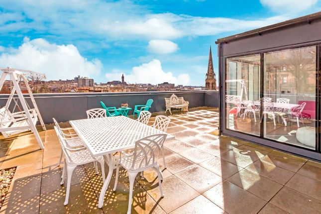 3 bed penthouse to rent in Highburgh Road, Dowanhill, Glasgow