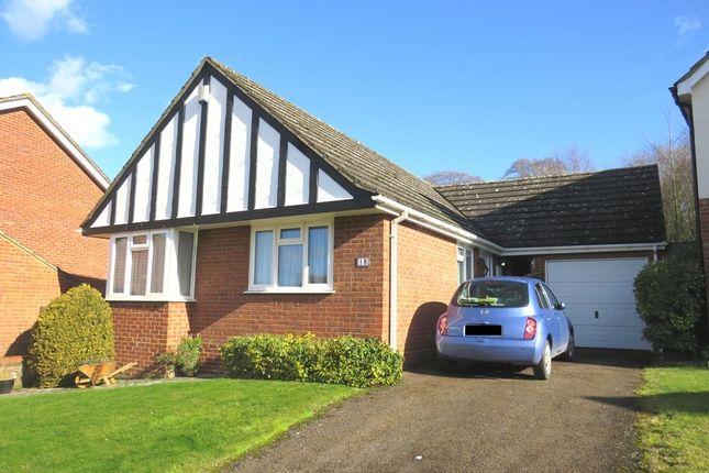 Thumbnail Detached bungalow for sale in Saffron Street, Royston