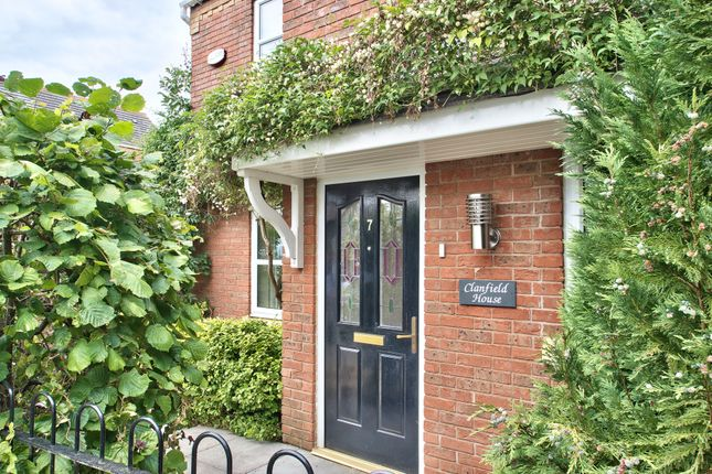 Detached house for sale in Saxon Close, Rushden, Northamptonshire
