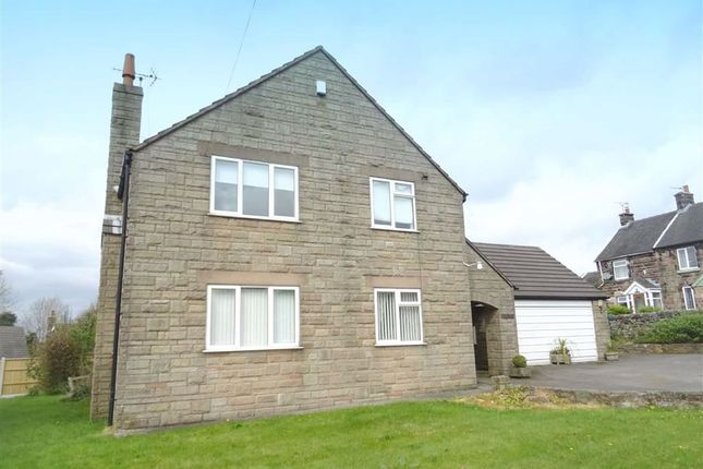 Thumbnail Detached house for sale in Brookfields Road, Ipstones, Staffordshire