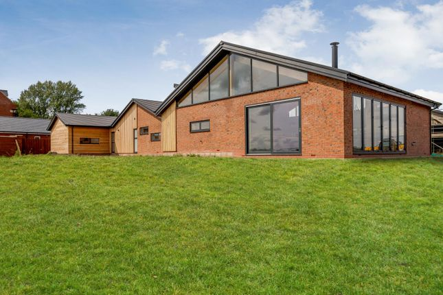 Thumbnail Detached bungalow for sale in Howe Green, Astley, Nuneaton