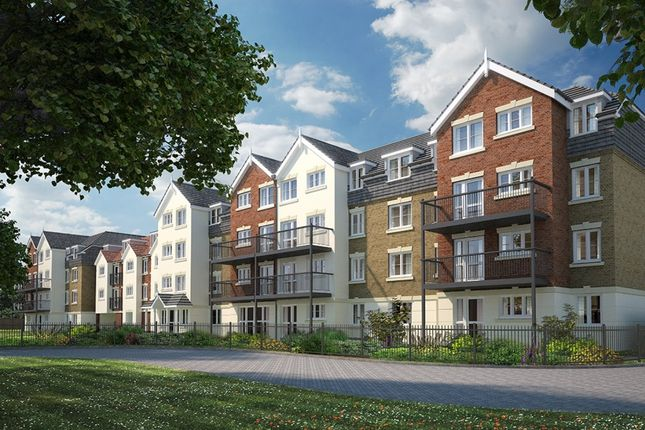 Thumbnail Flat for sale in Laurel Lodge, 22 Denmark Road, Carshalton, Surrey