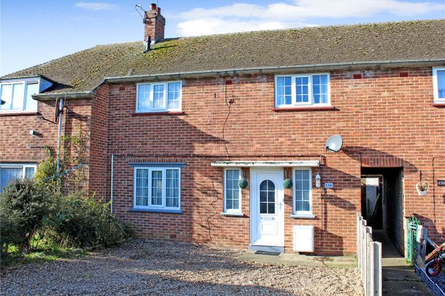 Front of Queen Elizabeth Drive, Beccles, Suffolk NR34