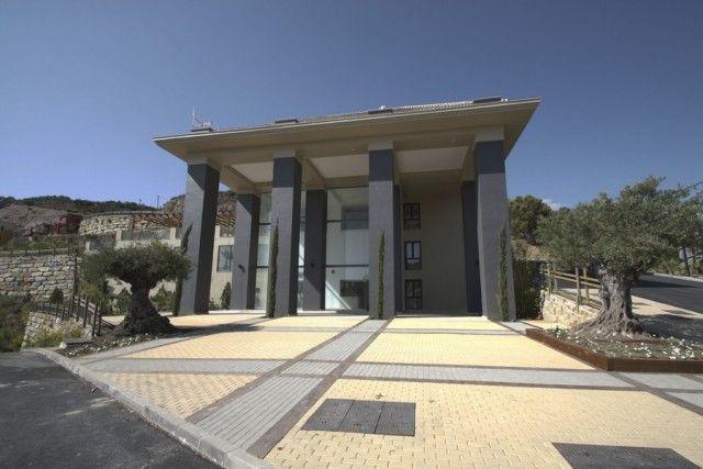 Clubhouse of Spain, Málaga, Benahavís