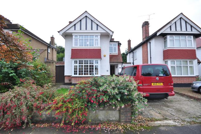 Thumbnail Detached house to rent in Lancaster Road, North Harrow, Middlesex