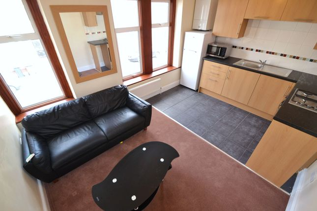 Living Area of Malefant Street, Cathays, Cardiff CF24