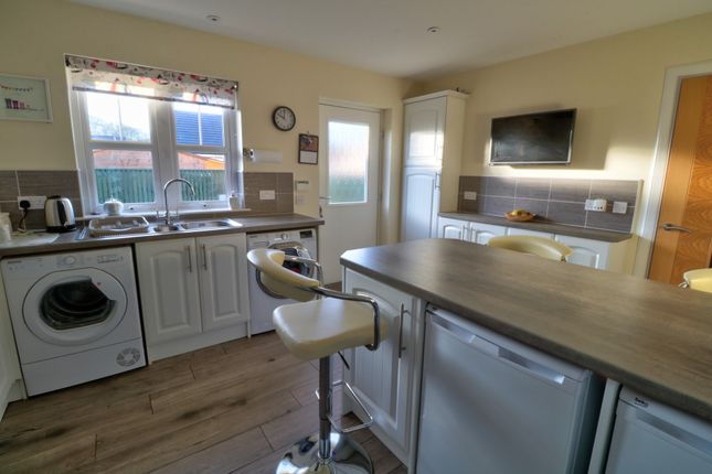 Kitchen of Pine Way, Friockheim, Arbroath DD11