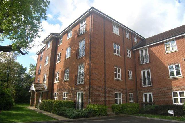 Thumbnail Flat to rent in Scholars Way, Heath Park, Romford