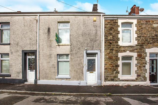 Thumbnail Terraced house for sale in Idris Terrace, Plasmarl, Swansea