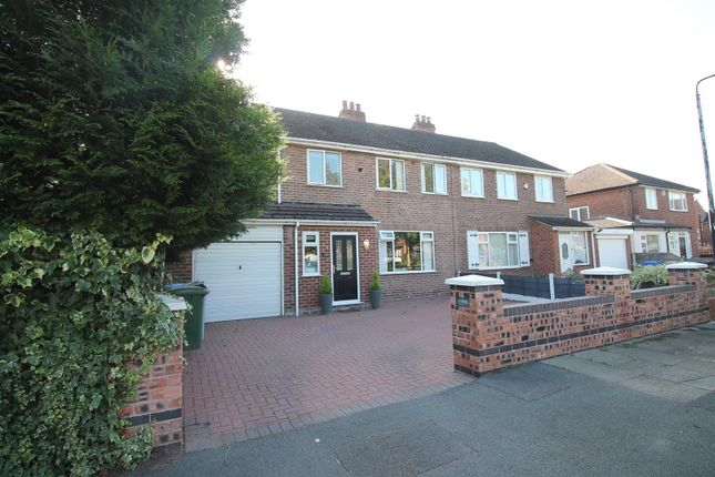 Semi-detached house in  Ullswater Road  Urmston  Manchester  Manchester