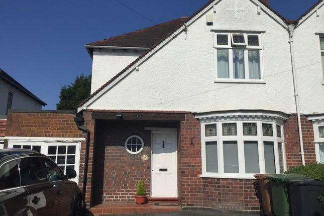 Thumbnail Detached house to rent in Lonsdale Road, Walsall