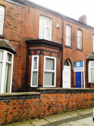 Thumbnail Terraced house to rent in Park Road, Bolton