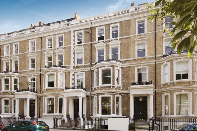 Thumbnail Flat for sale in Lexham Gardens, London