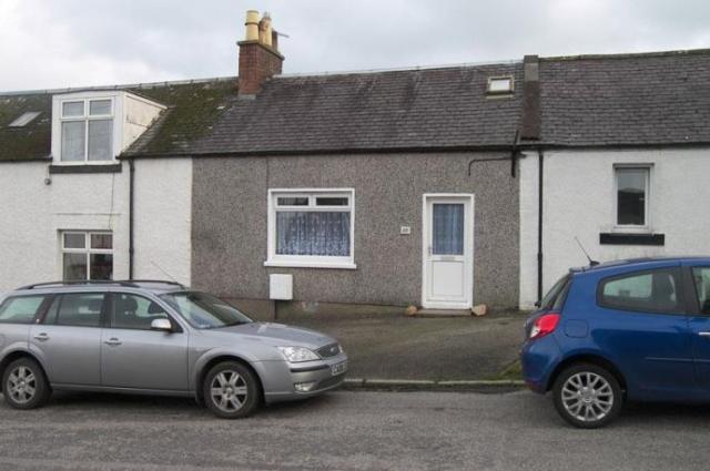 Thumbnail Terraced house to rent in Carlingwark Street, Castle Douglas