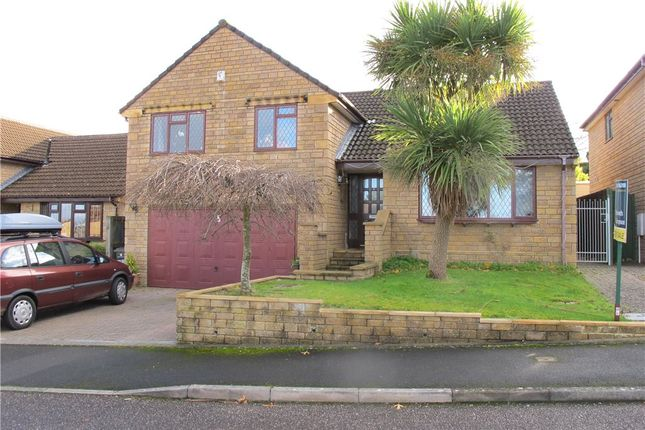 Thumbnail Detached house for sale in Fox Meadows, Crewkerne, Somerset
