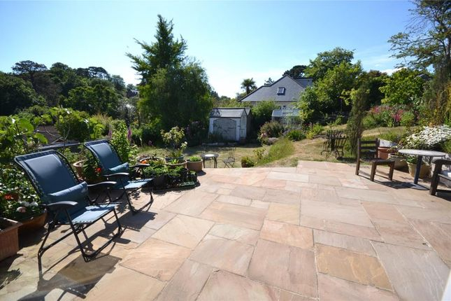 Rear Terrace of Meadow Close, Budleigh Salterton, Devon EX9
