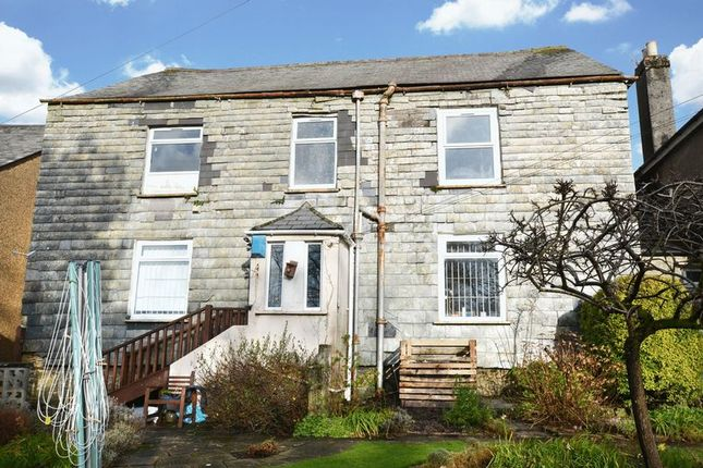 Thumbnail Flat to rent in Fore Street, Bere Alston, Yelverton