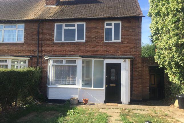 Thumbnail Semi-detached house to rent in Coates Way, Watford, Garston
