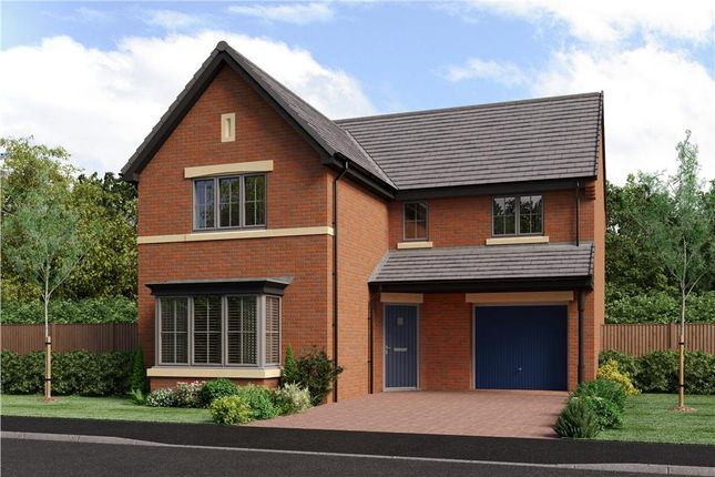 "Thumbnail Detached house for sale in ""The Fenwick"" at School Aycliffe, Newton Aycliffe"