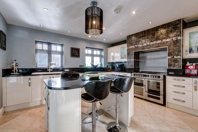 Thumbnail Detached house for sale in Birmingham Road, Lydiate Ash, Bromsgrove
