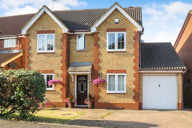 Thumbnail Detached house for sale in Lancaster Way, Northampton