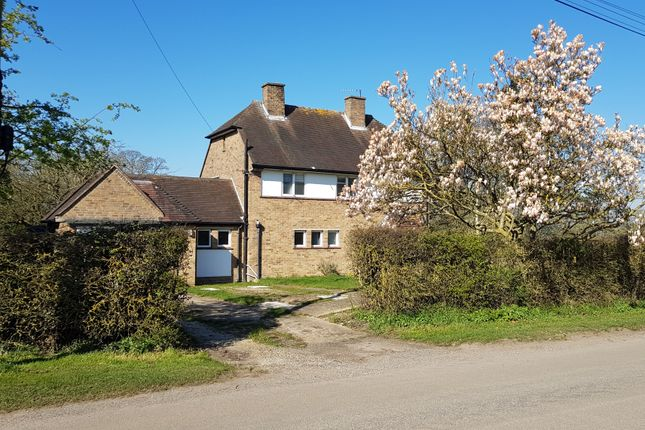 Thumbnail Country house for sale in Little Hormead, Buntingford