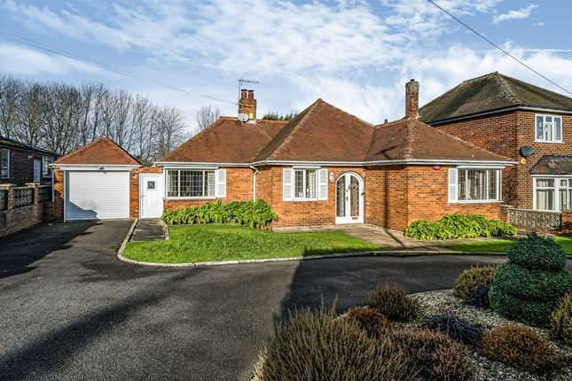 Thumbnail Detached bungalow for sale in Lower City Road, Tividale, Oldbury