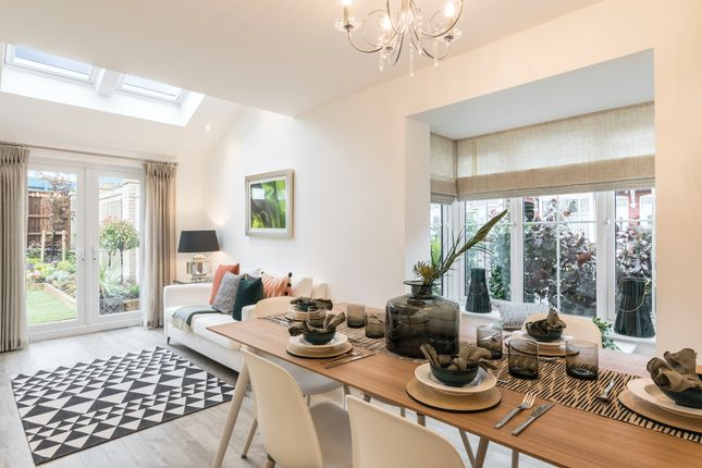 3 bed detached house for sale in Off Welsh Road, Deeside, Flintshire CH5