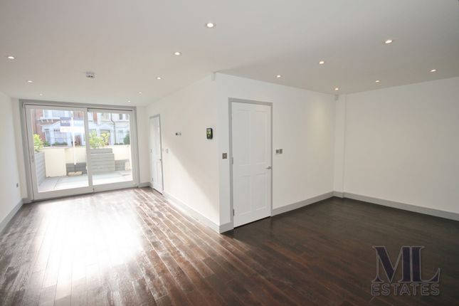 Thumbnail Semi-detached house for sale in Brunswick House, Westbere Road, West Hampstead